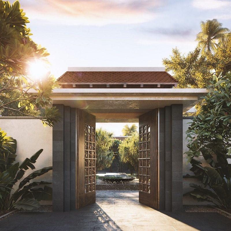 Kiến trúc Park Hyatt Phu Quoc