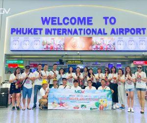 MGV.N tổ chức đi du lịch nước ngoài