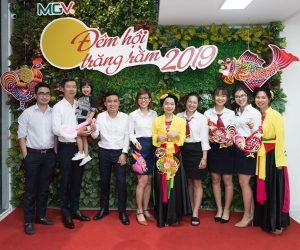 MGV.N tổ chức trung thu cho con cán bộ nhân viên