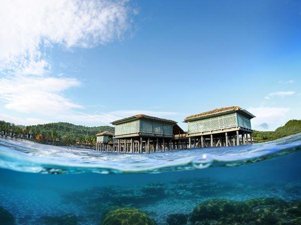 Biệt thự nghỉ dưỡng ven biển Park Hyatt