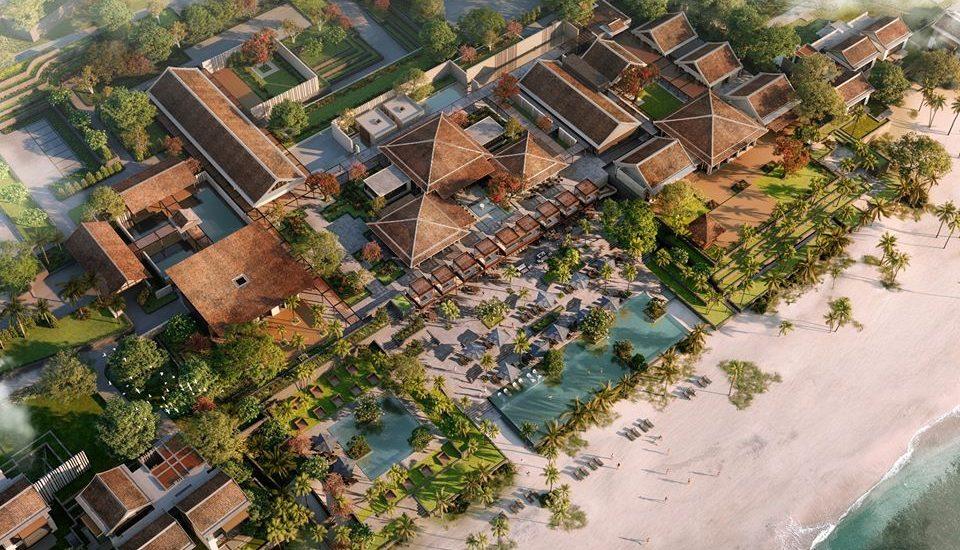 Park Hyatt Phú Quốc nhìn từ trên cao
