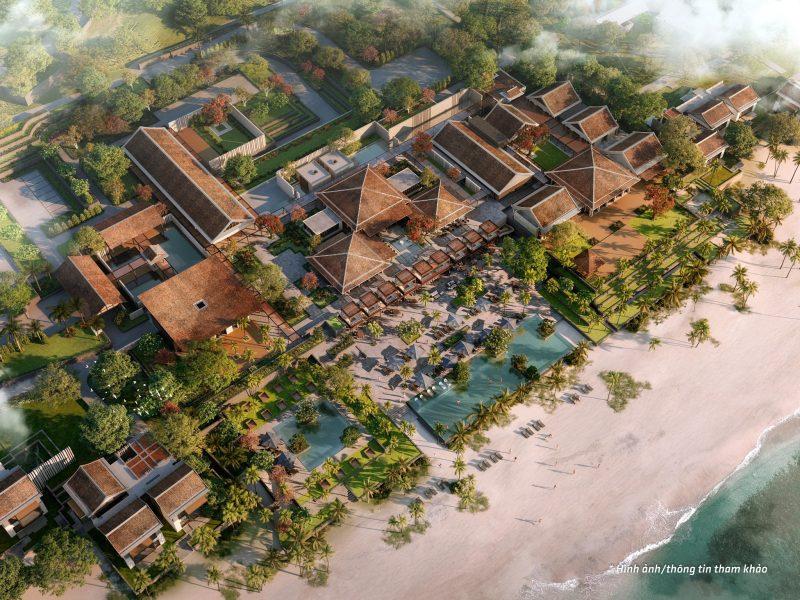 Kiến trúc Park Hyatt Phú Quốc như một làng quê thu nhỏ