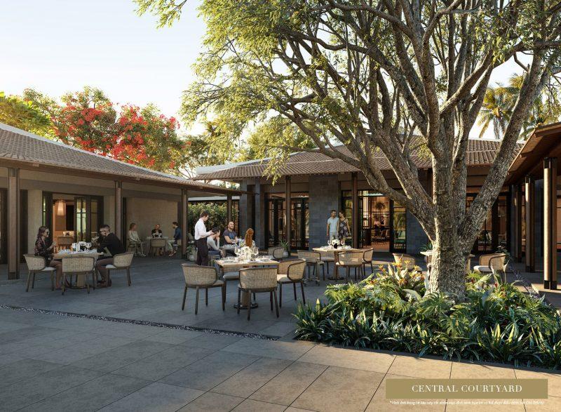 Không gian 1 trong 5 nhà hàng 5* tại Park Hyatt Phú Quốc