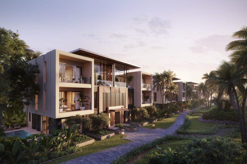 Mẫu biệt thự Garden Villas tại InterCon Hạ long