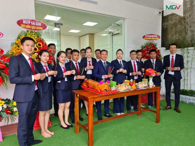 Chúc cho văn phòng MGV tại Phú Quốc ngày càng phát triển