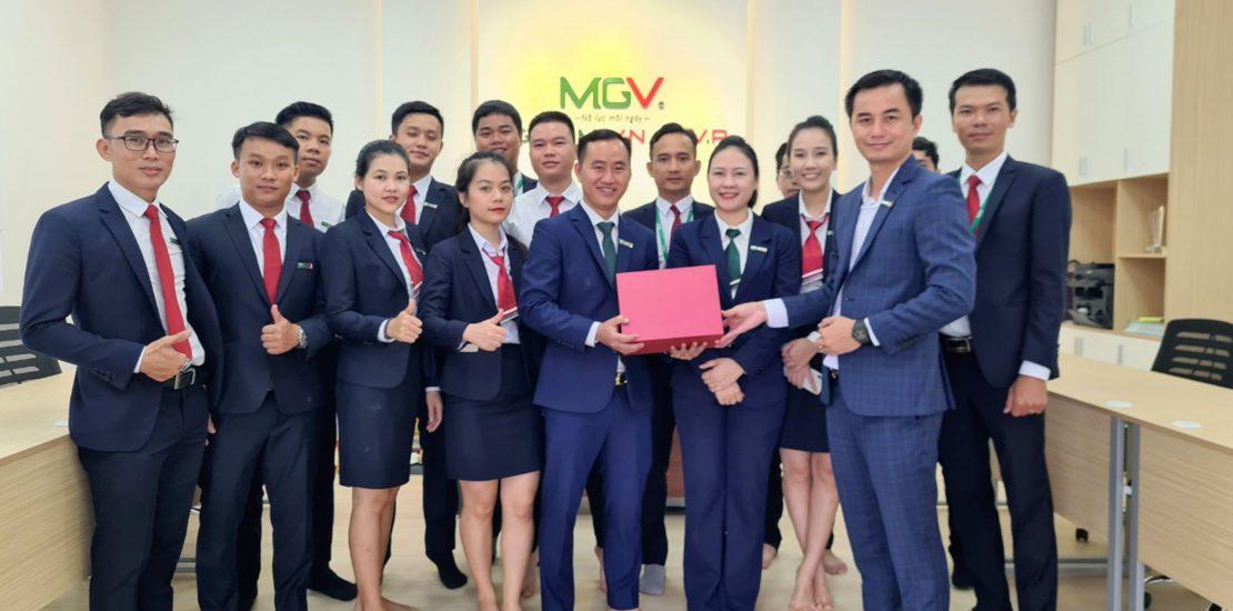 MGV.N khai trương văn phòng mới