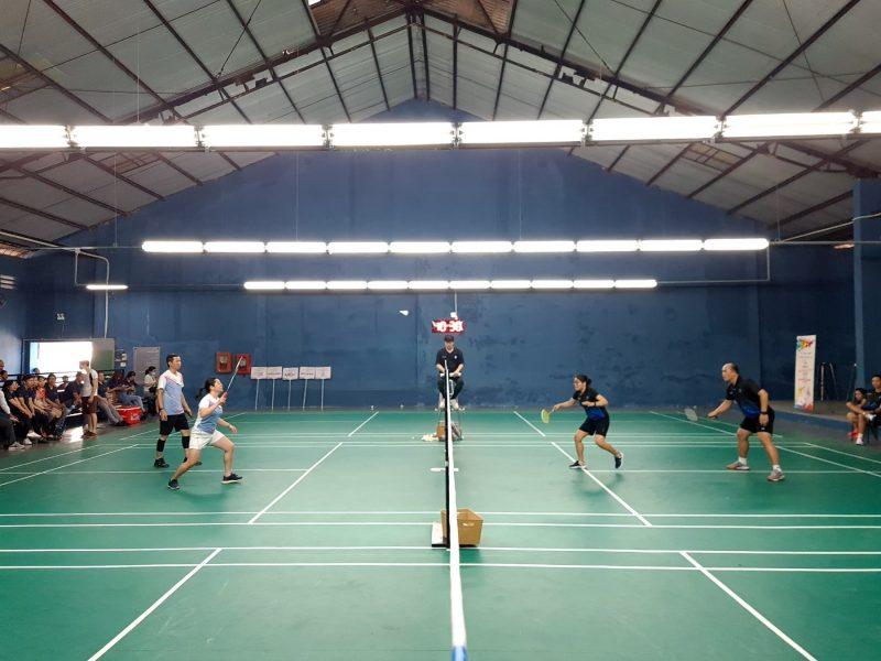 Đại hội thể thao Phú Quốc Cup lần V môn cầu lông