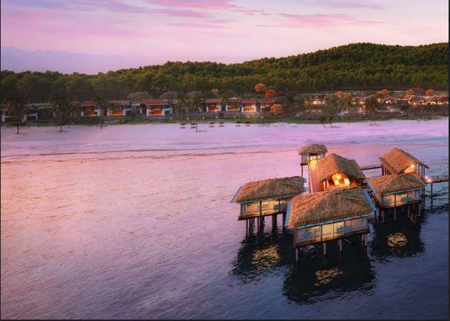 Tiện ích Park Hyatt Phu Quoc: Nhà hàng trên biển