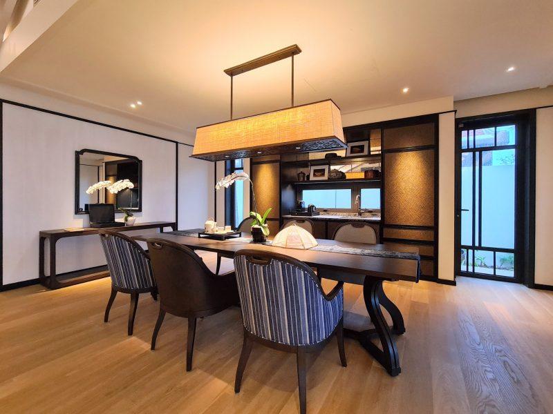 Một góc nội thất 6* tiêu chuẩn Park Hyatt